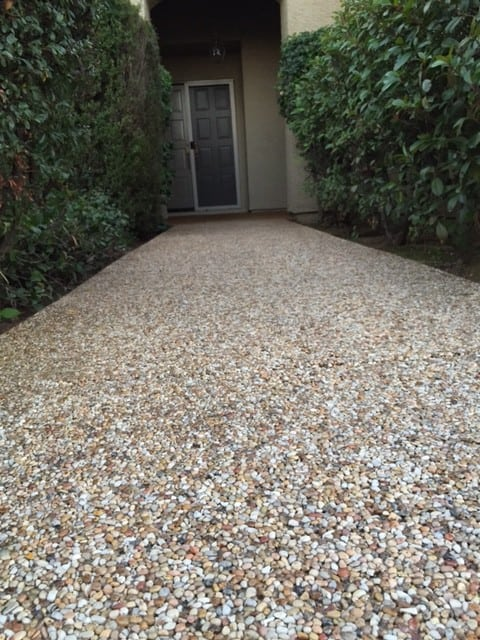 Pebble Stone Decking Carefree Stone 602 867 0867