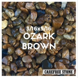 ozark brown