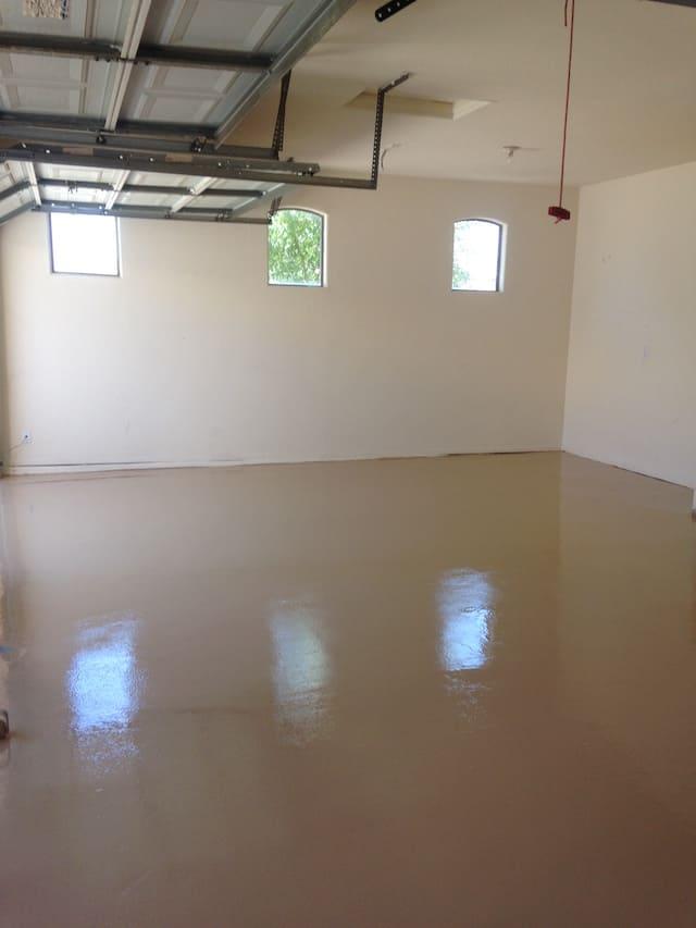 Prep For Epoxy Garage Floor : Best garage epoxy coating carefree stone